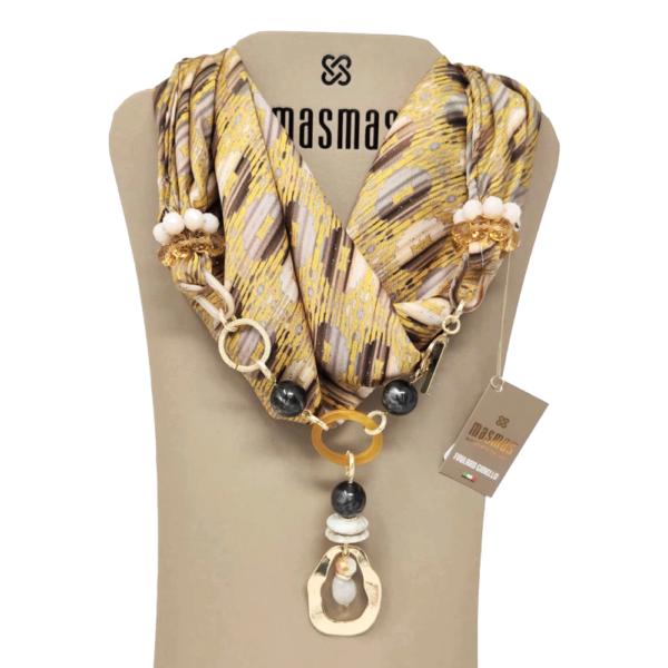 Masmas Collection. Foulard Gioiello